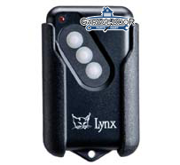 Napoleon Lynx LPL3 211-L (TX) Three button Garage Door Remote Control Transmitter