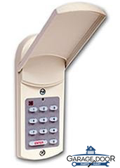 Domino Engineering Universal Garage Door Opener Keypad