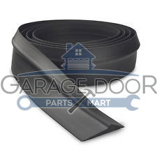 Garage Door Bottom T Vinyl Weather Seal 3-3/4″