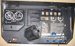 Sears Craftsman Garage Door Opener Circuit Board Garage