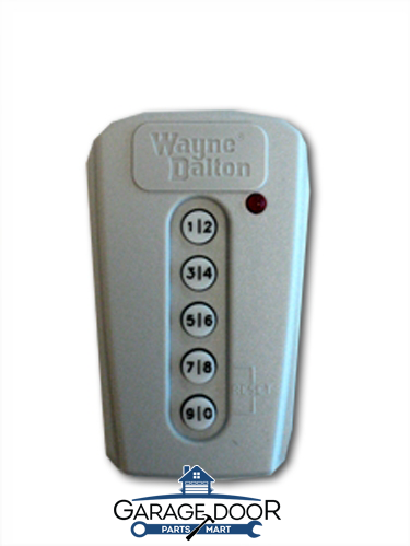 Wayne Dalton Garage Door Opener Wireless Keyless Entry